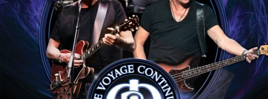 Inaugural MOODY BLUES CRUISE: THE VOYAGE approaching sellout