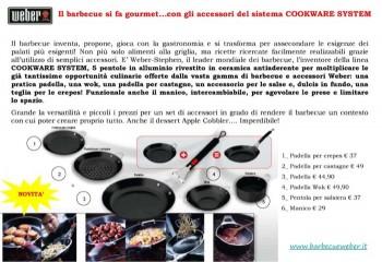 cookware system-Weber-Stephen