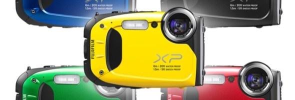 """Fujifilm FinePix XP60 è la nuova fotocamera """"indistruttibile"""" dalle grandi prestazioni"""