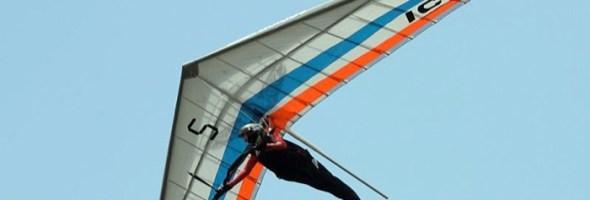 Riparte nel 2013 il volo in deltaplano e parapendio