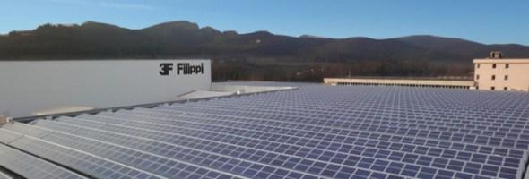 3F Filippi spegne i consumi e accende le luci del futuro