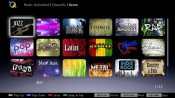 Music Unlimited Audio