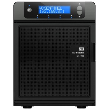 WD-Sentinel-DX4000-Front