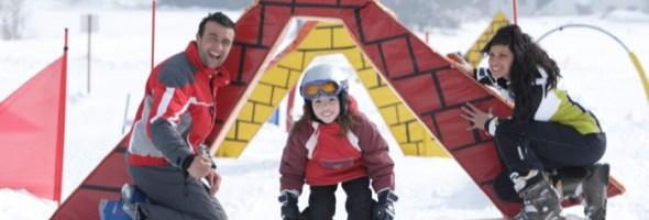 A Valles-Maranza corsi specializzati per tutti, grandi e piccini. Statue di ghiaccio per bambini, 44 km di piste e adrenalina per gli adulti
