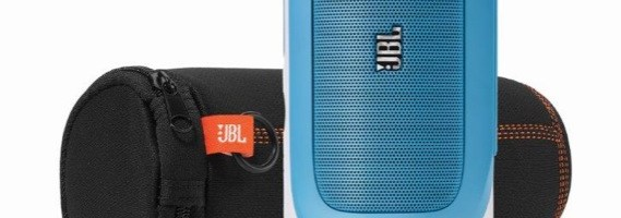CHARGE your music, CHARGE your phone!! JBL presenta CHARGE, lo speaker portatile per una vita in movimento