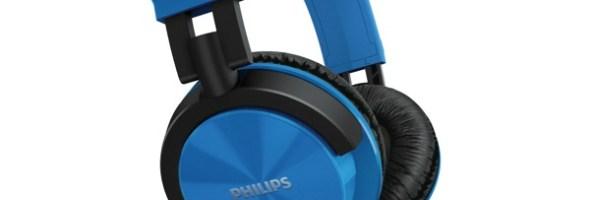 Alta qualità sonora all'insegna dell'urban style: con le cuffie Dj Style di Philips la musica preferita ti segue ovunque con un look da Dj