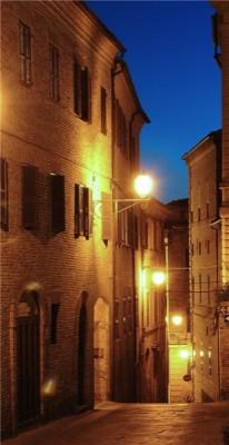 Osimo -scorcio
