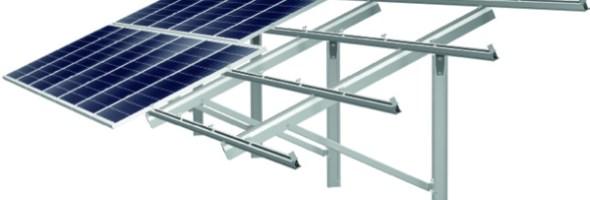 Mounting Systems: nuovo sistema di montaggio in campo aperto Sigma I XL per impianti solari. Nato dall'unione del sistema mono-palo di Sigma I con la tecnologia delle travi Sigma II, ottimizzata nei pesi