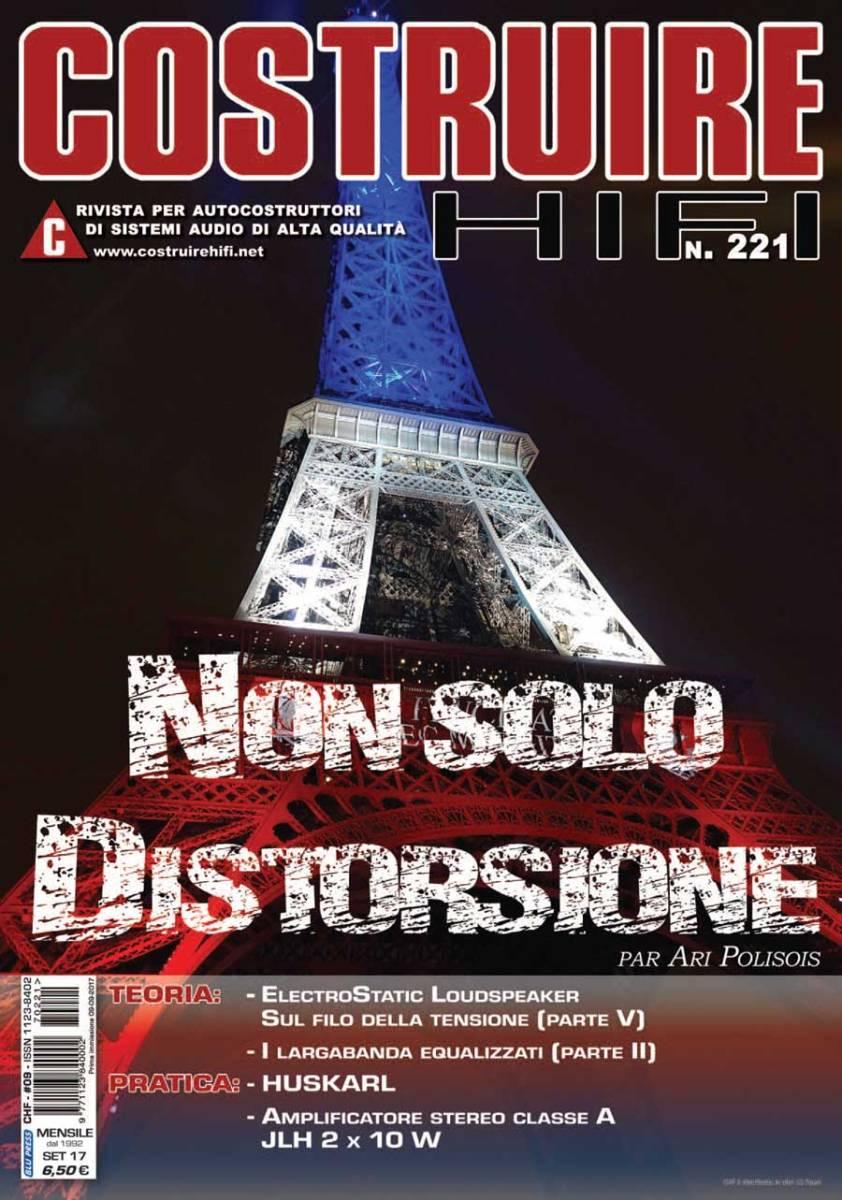COSTRUIRE HIFI N. 221 – SETTEMBRE 2017