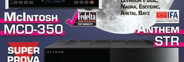 FEDELTÀ DEL SUONO #284 – AGOSTO 2019 – MIRACOLO SOTTO LE STELLE D'OCCIDENTE…