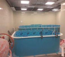 Строительство, установка, монтаж бассейнаполипропиленового фотография № 5.