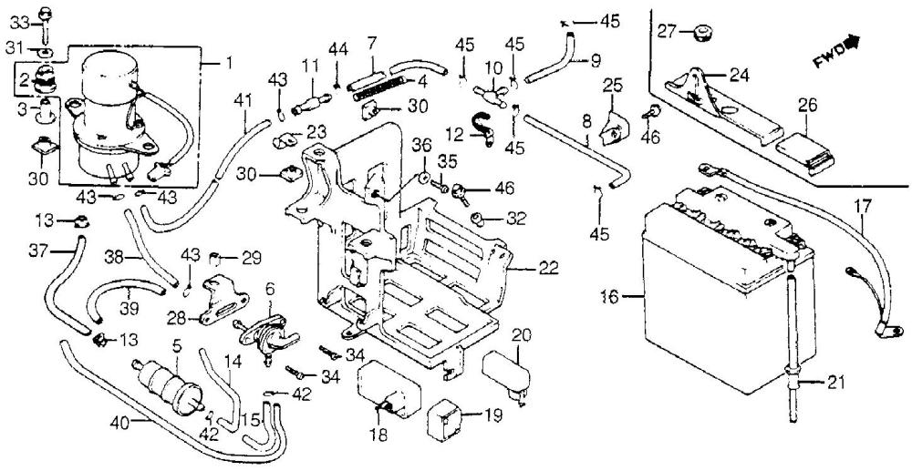 medium resolution of honda magna engine diagram wiring diagramhonda magna wiring diagram wiring diagramv45 engine diagram 20 18 tierarztpraxis