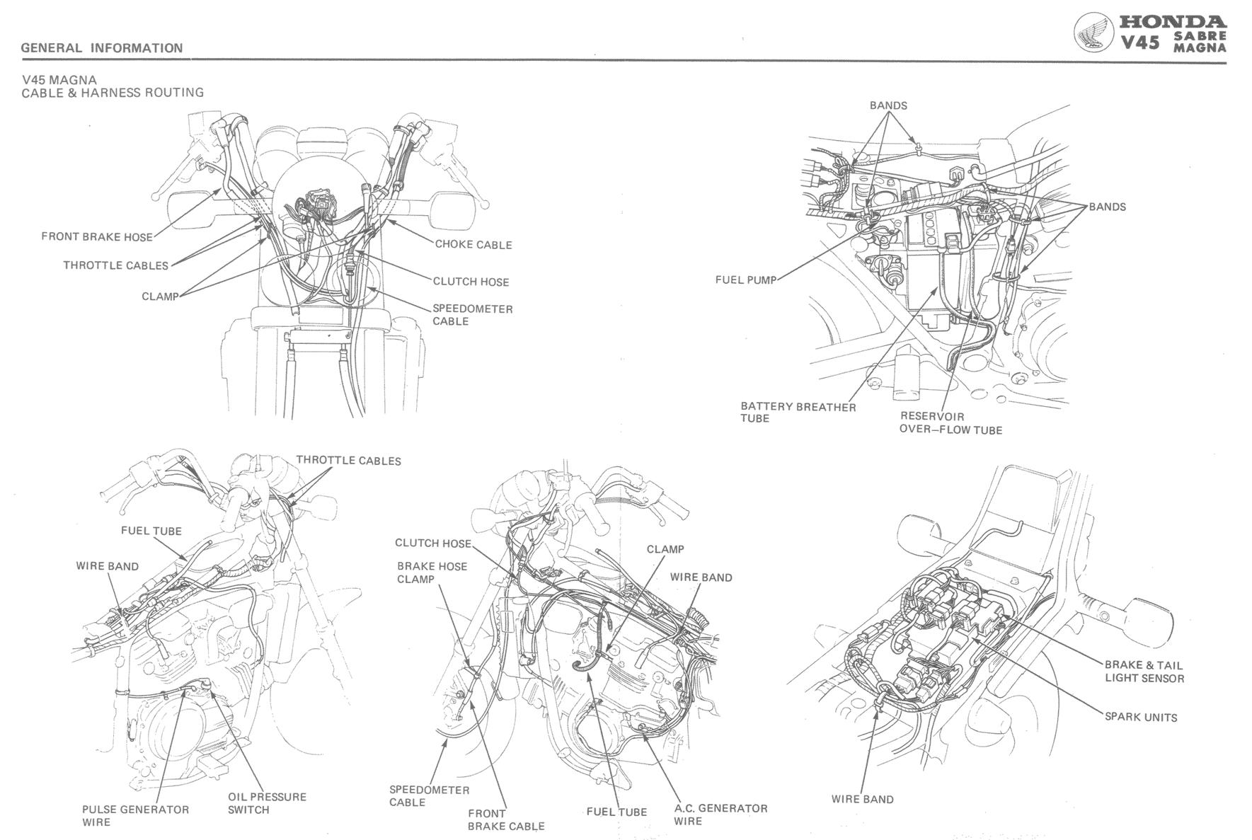 Honda Vfr 750 Engine Diagram. Honda. Auto Wiring Diagram