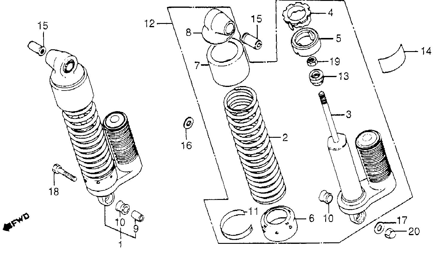 E46 Front Suspension Diagram. Diagrams. Auto Fuse Box Diagram