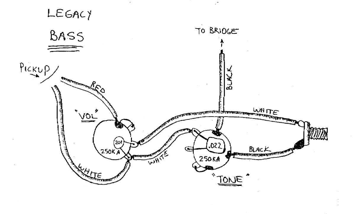 G&L Wiring Diagrams and Schematics