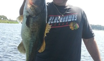 Keith's Lake Toho Monster