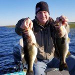 Winter Months Fishing Trip