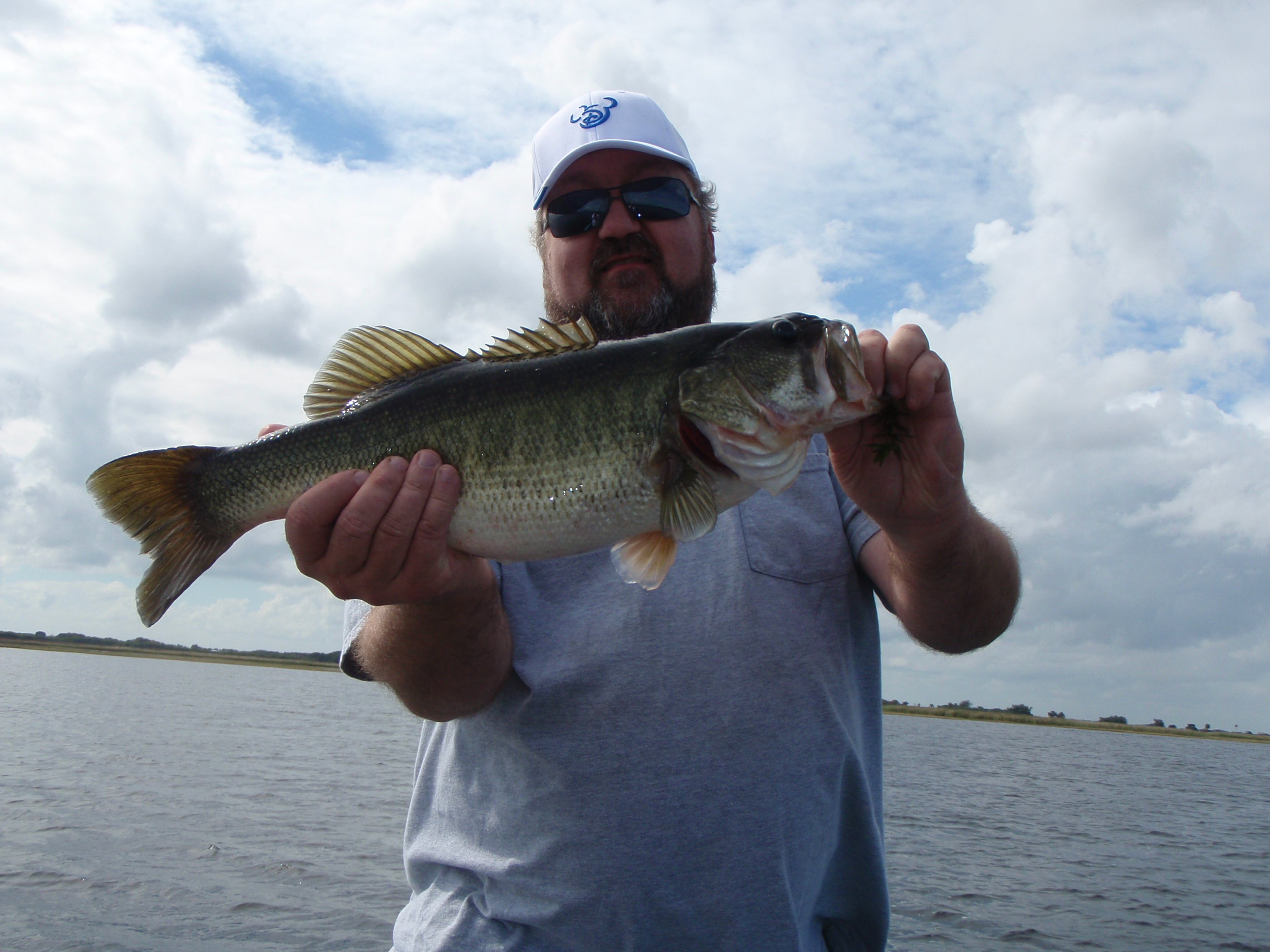 Central florida bass fishing lake toho thanks giving week for Bass fishing orlando