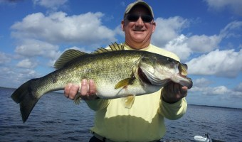 Bass fishing guides central florida central florida for Lake istokpoga fishing