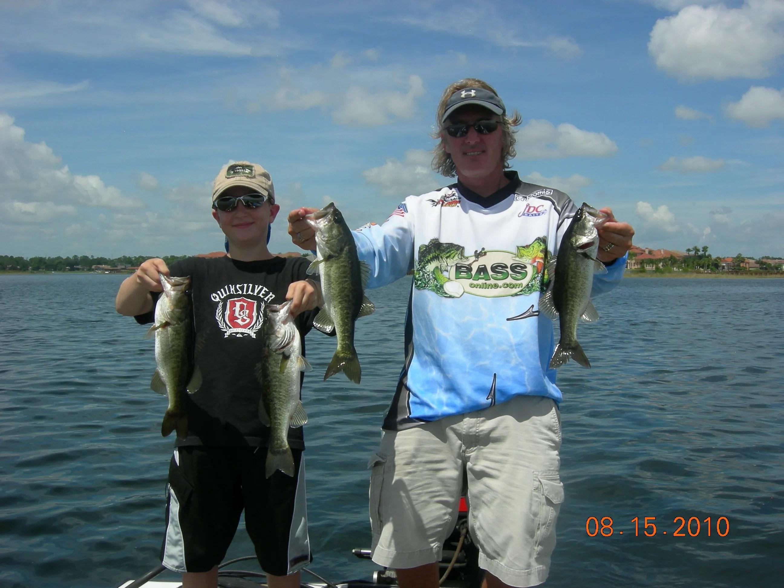 Blog - Bass Charter Service, Bass Guide Service, Florida ...