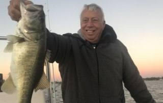 Fall Largemouth Bass Fishing