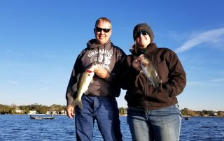 Lake Conway Bass Fishing