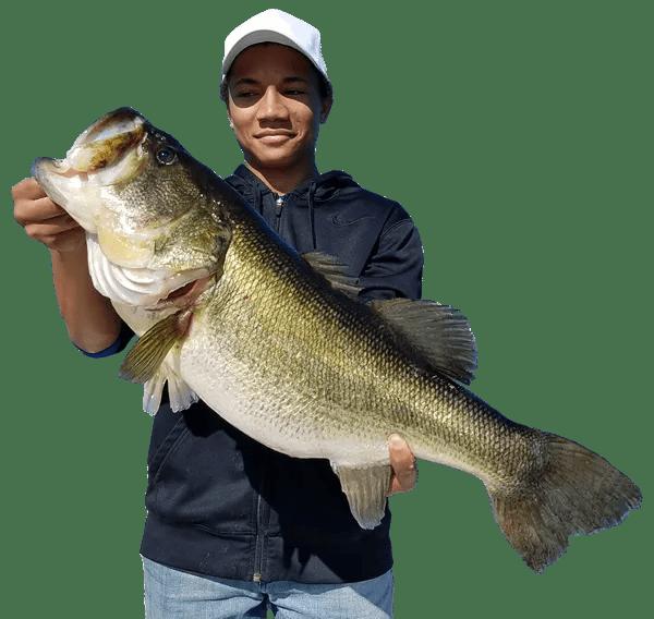 Pontoon Fishing Charters Angler