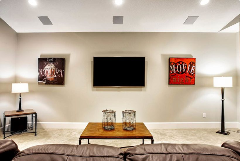 Top 10 In Ceiling Surround Sound Speakers Of 2018  Bass