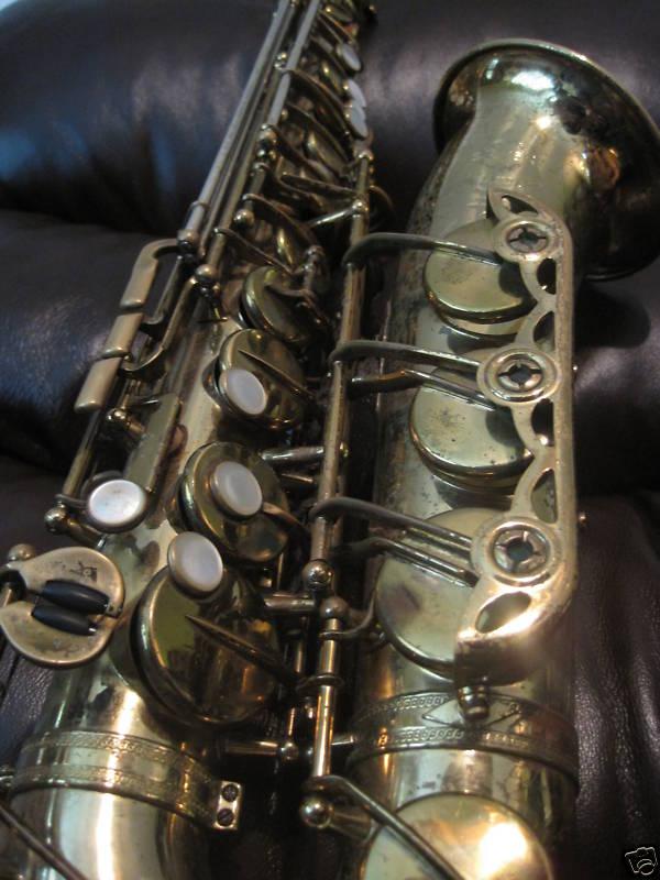 The Selmer Mark VI Low A Alto Saxophone | The Bassic Sax Blog