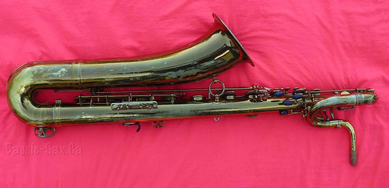bari sax, Selmer Mark VI, baritone sax, relacquered horn, how to buy a used saxophone
