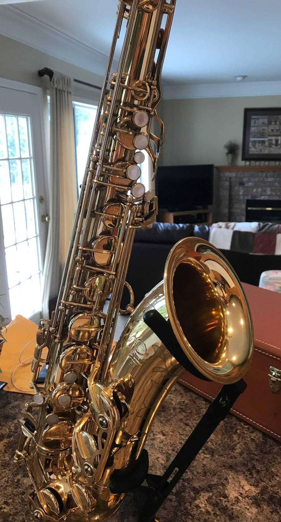 Selmer Mark VI tenor sax, 1968, tenor saxophone,