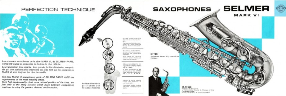 1967 Alto Advertisement