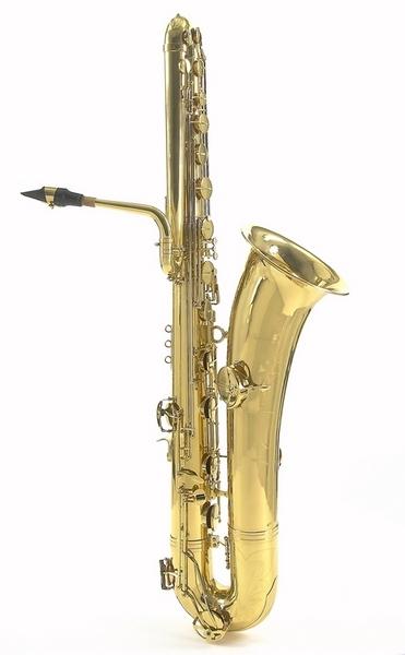 Jinyin, stencil sax, bass saxophone, Asian-made