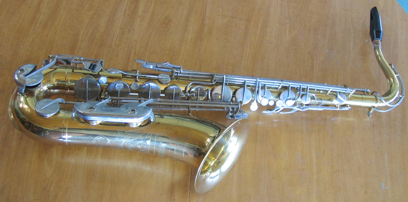 tenor saxophone,