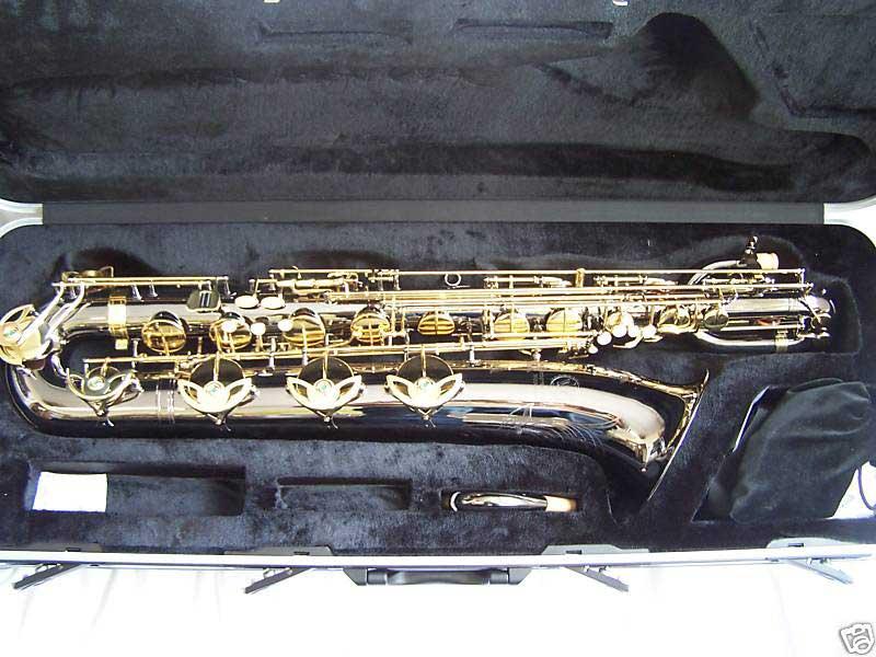 baritone saxophone, low A bari, International Woodwind