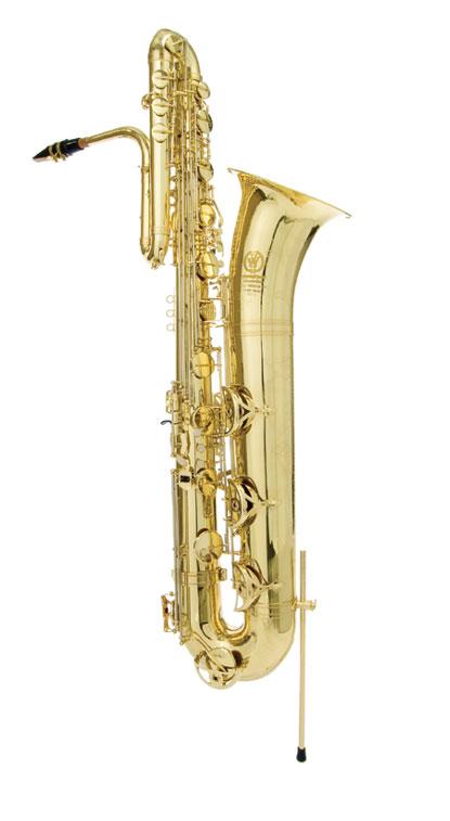 bass saxophone, International Woodwind,