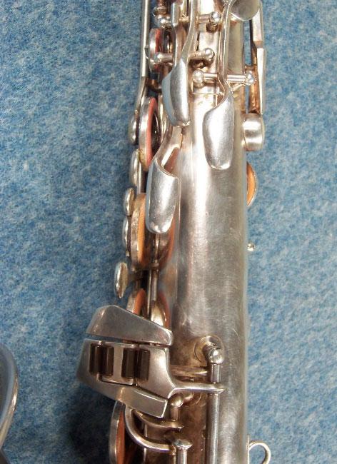 saxophone, sax keys, Hohner President