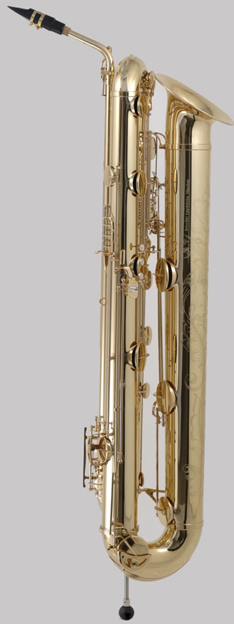 Eb Tubax, Eppelsheim, German, contrabass saxophone