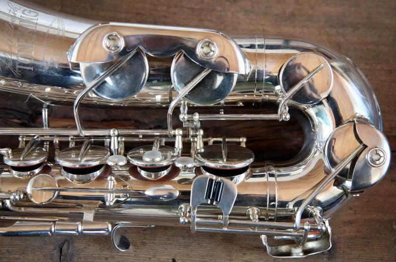 Julius Keilwerth, Toneking, tenor saxophone, vintage, German