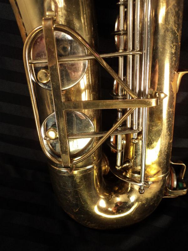 Julius Keilwerth, vintage, tenor saxophone, German
