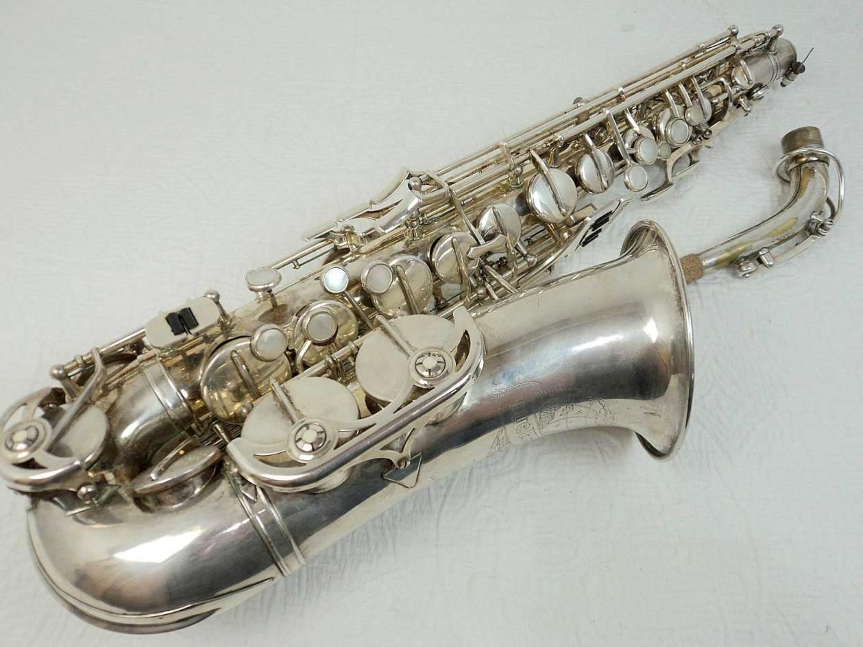 weltklang, alto saxophone, silver plated, vintage, German Sax, DDR