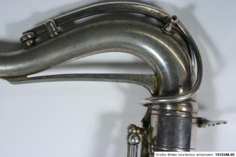tenor sax goose neck, tenor saxophone neck, saxophone neck brace, serial number,