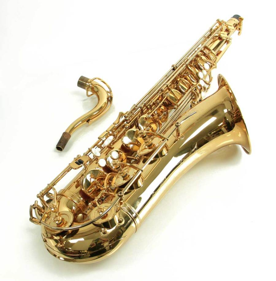 B&S Codera tenor saxophone, tenor sax, resoblade