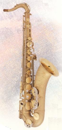 DG-503ET tenor sax, Dave Guardala tenor saxophone, B&S
