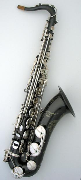 DG-500BN tenor sax, Dave Guardala tenor saxophone, B&S