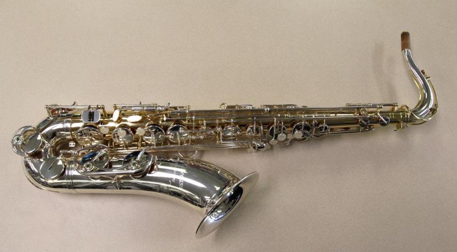 Series 2006 - Medusa, B&S Medusa tenor saxophone, tenor sax