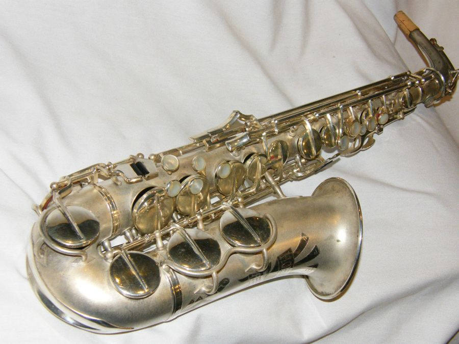 Hohner President, alto sax, vintage sax, German sax, Max Keilwerth, saxophone, saxophone keys