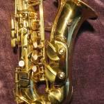 H. Couf, alto saxophone, German alto sax, Keilwerth, vintage sax