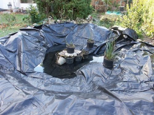 materiel de bassin