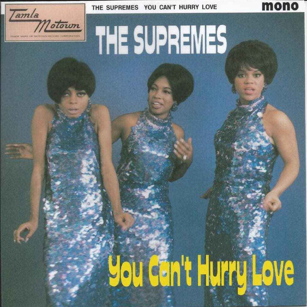 you can't hurry love de the tupremes